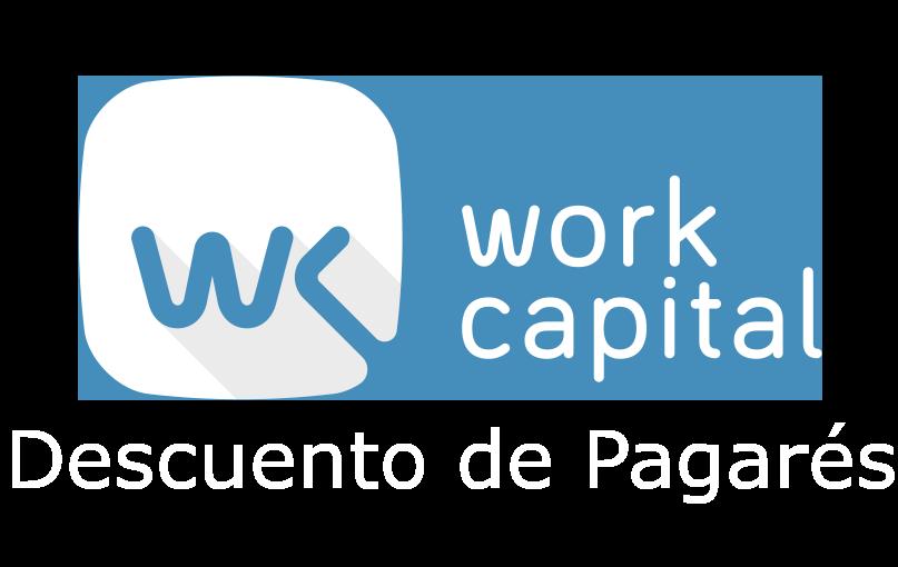 WorkCapital Logo Decuento Pagares
